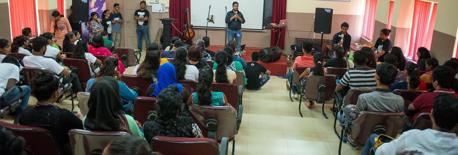 Bible Church Goa, Panjim, Bible teaching christian church, Church in Panjim, Church in Goa